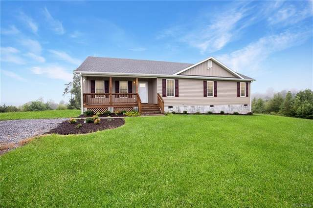 2092 Leigh Mountain Road, Green Bay, VA 23942 (MLS #2126093) :: Village Concepts Realty Group