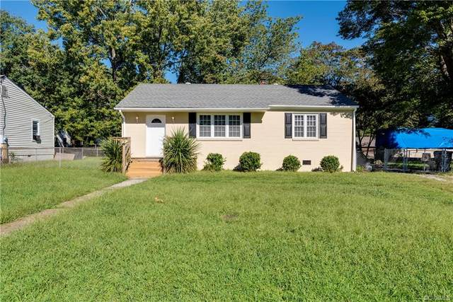 4812 Stanley Drive, Richmond, VA 23234 (MLS #2126237) :: EXIT First Realty