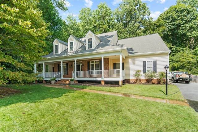 8124 Timberlake Lane, Mechanicsville, VA 23116 (MLS #2126665) :: Village Concepts Realty Group