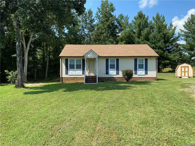 1300 Chipper Court, Highland Springs, VA 23075 (MLS #2126794) :: Village Concepts Realty Group