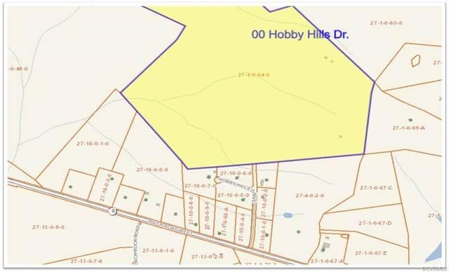 00 Hobby Hills Drive, Goochland, VA 23039 (MLS #2126943) :: The RVA Group Realty