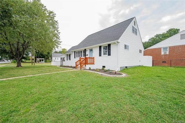 500 Pollock Street, Richmond, VA 23222 (MLS #2126963) :: Village Concepts Realty Group