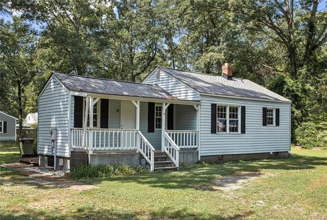 1300 Leicester Road, Richmond, VA 23225 (MLS #2127492) :: Village Concepts Realty Group