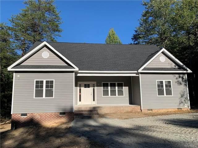1604 Lakeside Drive, Powhatan, VA 23139 (MLS #2127744) :: Village Concepts Realty Group