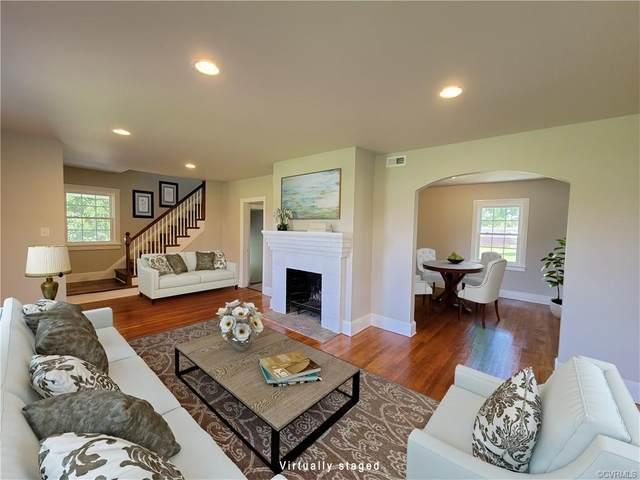 24809 Cox Road, Dinwiddie, VA 23803 (MLS #2127880) :: Village Concepts Realty Group