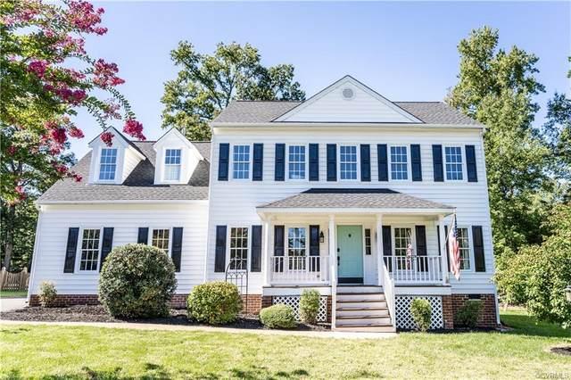9058 Aldingham Place, Hanover, VA 23116 (MLS #2127956) :: Small & Associates