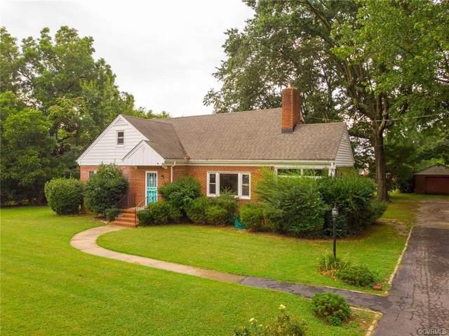 8287 Ellerson Drive, Mechanicsville, VA 23111 (MLS #2127972) :: Village Concepts Realty Group