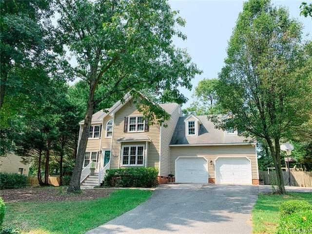 8239 Tarragon Drive, Mechanicsville, VA 23111 (MLS #2128006) :: Village Concepts Realty Group