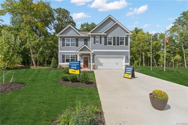 16057 Harrison Way, Bowling Green, VA 22427 (MLS #2128077) :: Village Concepts Realty Group