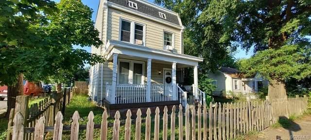 1200 Garber Street, Richmond, VA 23231 (MLS #2128100) :: Treehouse Realty VA