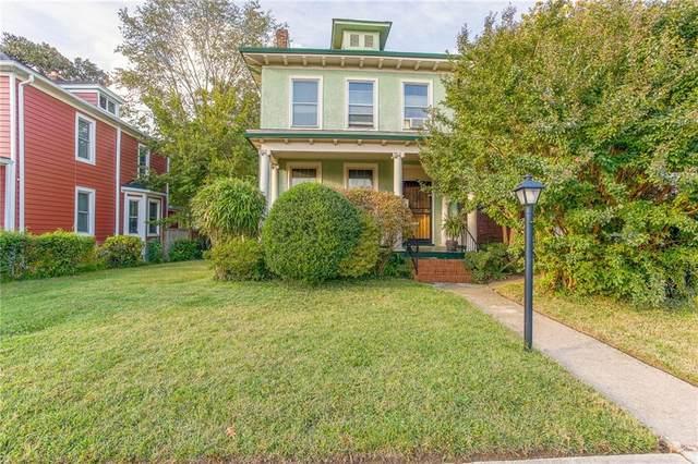 214 W Graham Road, Richmond, VA 23222 (MLS #2128101) :: Village Concepts Realty Group