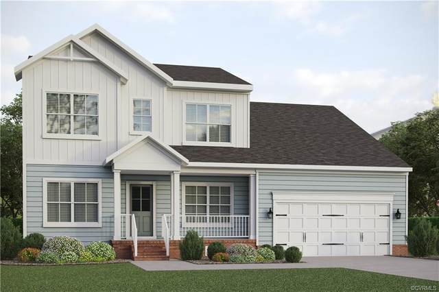 1707 Reed Marsh Lane, Goochland, VA 23063 (MLS #2128122) :: EXIT First Realty
