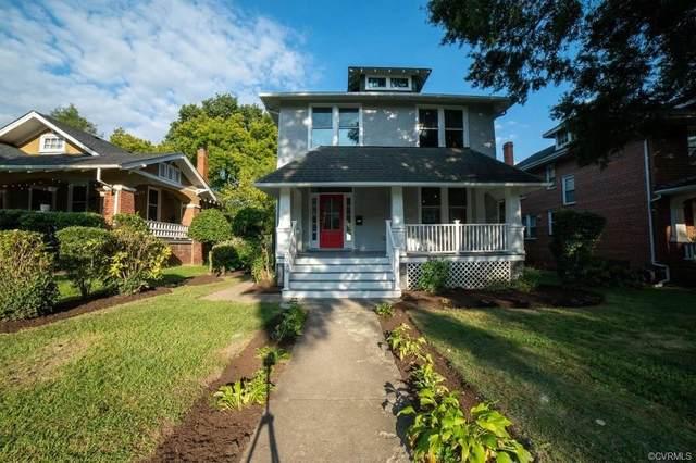 3039 Montrose Avenue, Richmond, VA 23222 (MLS #2128126) :: Small & Associates