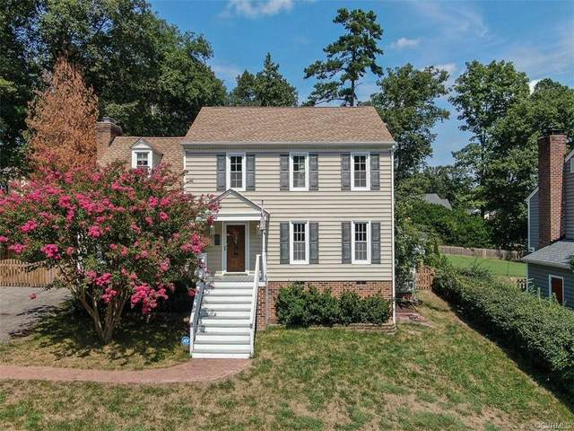 12908 Watch Hill Terrace, Chesterfield, VA 23114 (MLS #2128238) :: Small & Associates