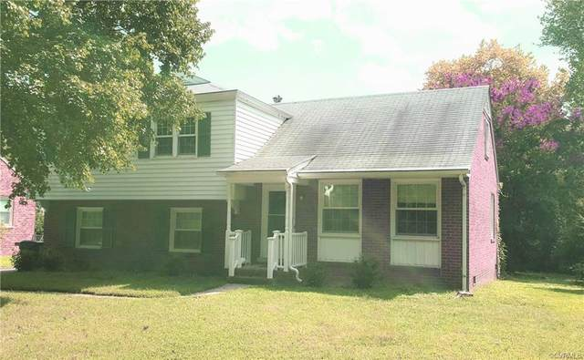 8205 Shannon Hill Road, Henrico, VA 23229 (MLS #2128244) :: Village Concepts Realty Group
