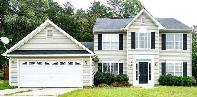 343 Cardinal Road, Louisa, VA 23093 (MLS #2128349) :: Treehouse Realty VA
