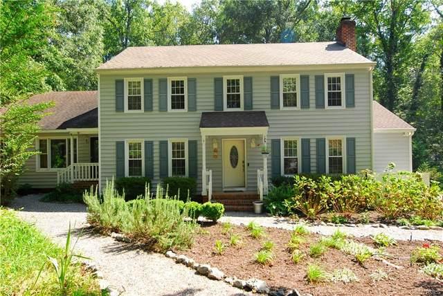 13601 Pebble Creek Terrace, Chesterfield, VA 23112 (MLS #2128402) :: Village Concepts Realty Group