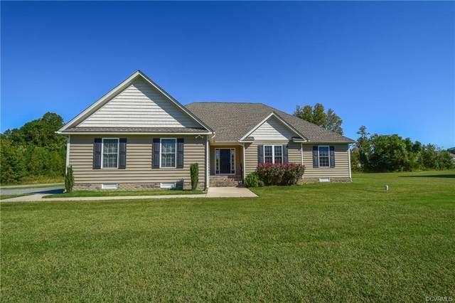 9101 Greenwood Boulevard, New Kent, VA 23124 (MLS #2128677) :: Treehouse Realty VA