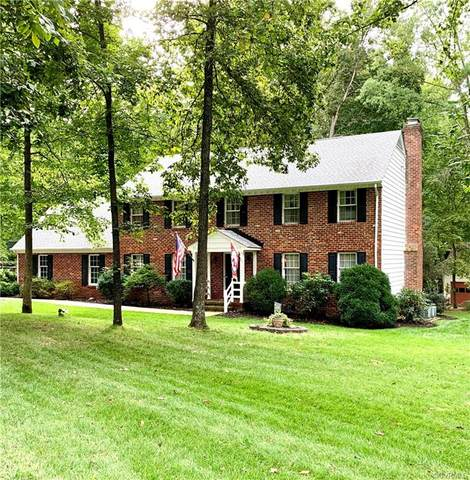 13403 Castle Hollow Court, Chesterfield, VA 23114 (MLS #2128733) :: EXIT First Realty