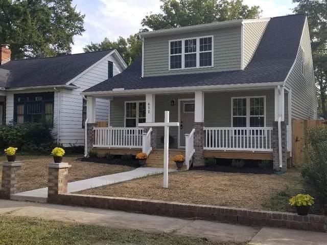 611 Montvale Avenue, Richmond, VA 23222 (MLS #2128925) :: Village Concepts Realty Group