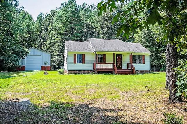 2443 Beulah Church Road, Essex, VA 23148 (MLS #2128933) :: Village Concepts Realty Group