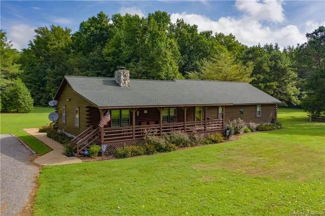 10411 Walnut Ridge Lane, Smithfield, VA 23430 (#2129089) :: Abbitt Realty Co.