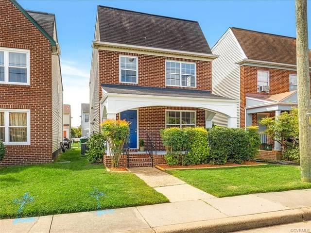 1415 Idlewood Avenue, Richmond, VA 23220 (MLS #2129158) :: The Redux Group