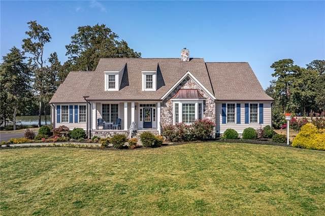 281 Pelican Lane, Reedville, VA 22539 (MLS #2129164) :: Treehouse Realty VA