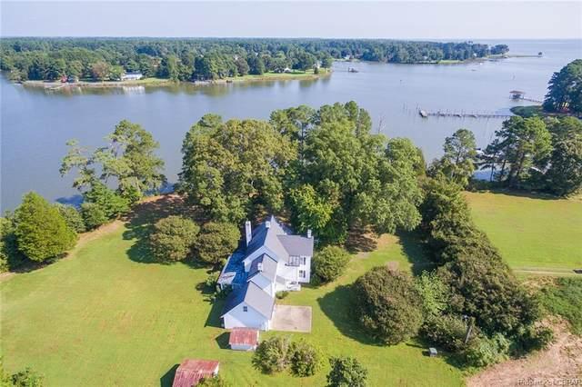 823 Blue Water Drive, Moon, VA 23119 (MLS #2129271) :: Treehouse Realty VA