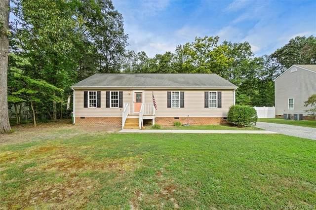 12380 Cedar Trail, Gloucester, VA 23061 (#2129376) :: The Bell Tower Real Estate Team