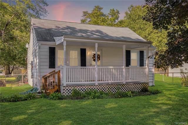 16104 Pauline Avenue, Chester, VA 23831 (MLS #2129416) :: Treehouse Realty VA