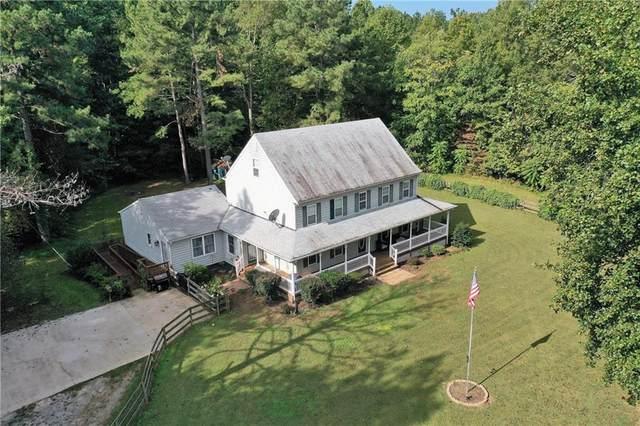 401 Knotty Mill Lane, Crewe, VA 23930 (MLS #2129479) :: Treehouse Realty VA