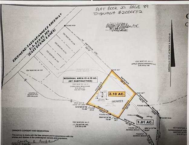 0 Richmond Highway, Tappahannock, VA 22560 (MLS #2129571) :: Village Concepts Realty Group