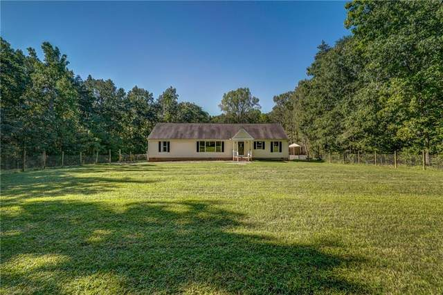 2309 Stanwood Drive, Goochland, VA 23063 (MLS #2129572) :: The RVA Group Realty
