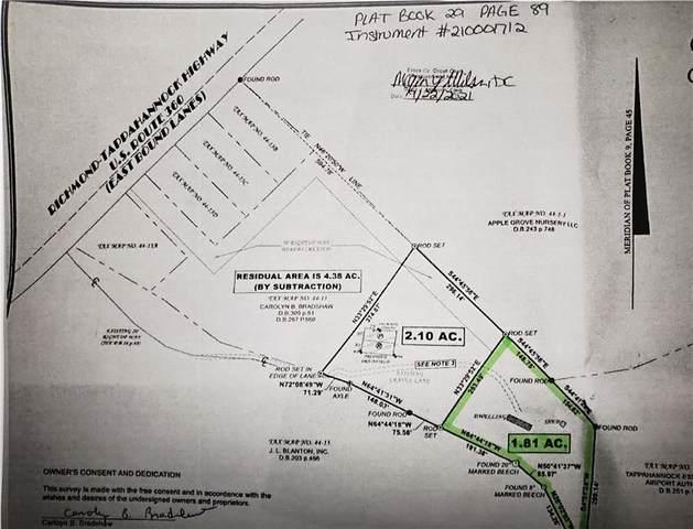 00 Richmond Highway, Tappahannock, VA 22560 (MLS #2129586) :: Village Concepts Realty Group