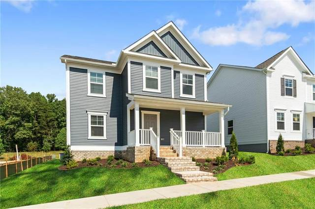 6629 Sacagawea St., Ruther Glen, VA 22546 (MLS #2129604) :: Village Concepts Realty Group