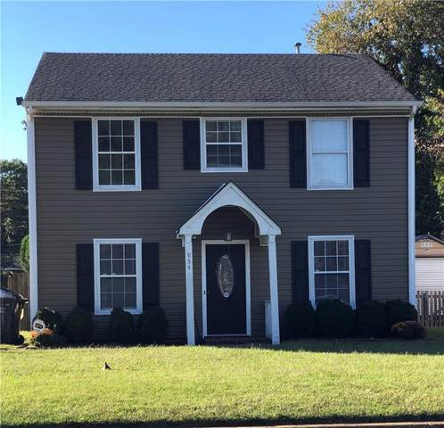 954 Derrymore Road, Richmond, VA 23225 (MLS #2129607) :: Village Concepts Realty Group