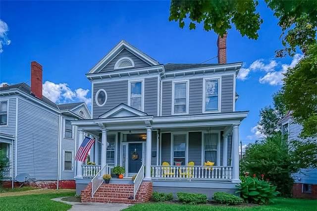 2011 North Avenue, Richmond, VA 23222 (MLS #2129668) :: Village Concepts Realty Group