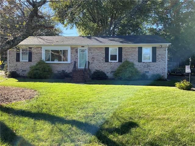 6334 Lakeway Drive, Mechanicsville, VA 23111 (MLS #2129736) :: Treehouse Realty VA