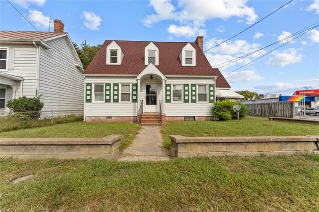 413 Queen Street, Tappahannock, VA 22560 (MLS #2129975) :: Village Concepts Realty Group