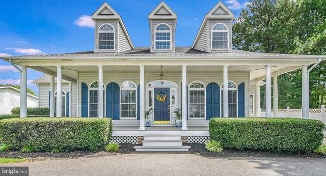2709 Stratford Street, Colonial Beach, VA 22443 (MLS #2130147) :: Village Concepts Realty Group