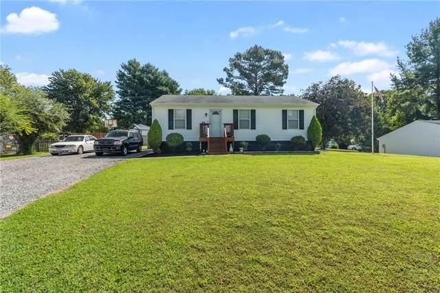 7266 Marimel Lane, Mechanicsville, VA 23111 (MLS #2130241) :: Village Concepts Realty Group