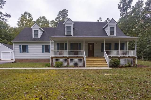 4040 Danbury Drive, Prince George, VA 23860 (MLS #2130392) :: Village Concepts Realty Group