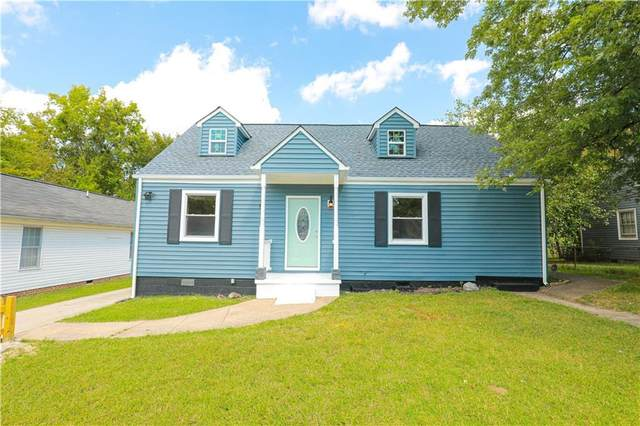 1708 Doron Lane, Richmond, VA 23223 (MLS #2130675) :: Treehouse Realty VA
