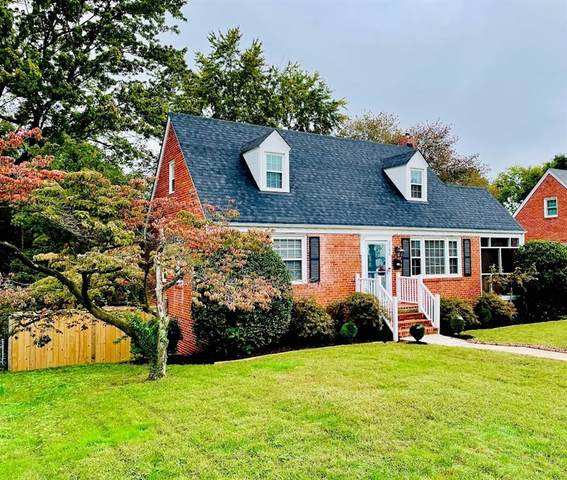 6706 Patterson Avenue, Richmond, VA 23226 (MLS #2130779) :: Village Concepts Realty Group