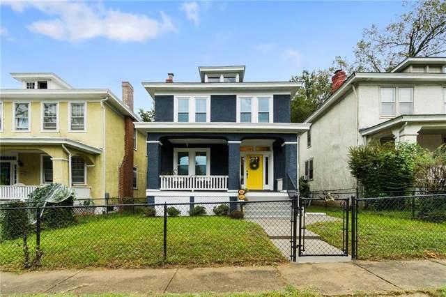 3421 Delaware Avenue, Richmond, VA 23222 (MLS #2130826) :: Village Concepts Realty Group