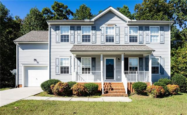 3555 Thornsett Drive, Chesterfield, VA 23831 (MLS #2130962) :: Village Concepts Realty Group
