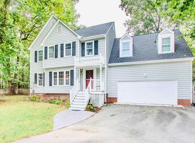 5640 Lake Sharon Drive, Glen Allen, VA 23060 (MLS #2130995) :: Treehouse Realty VA