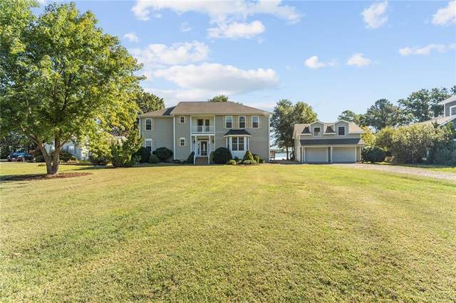 218 Pine Tree Drive, Reedville, VA 22539 (MLS #2131049) :: Village Concepts Realty Group