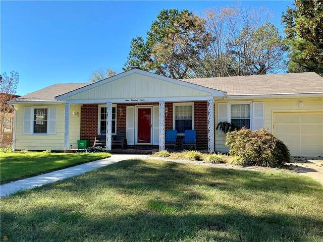 912 Forestview Drive, Colonial Heights, VA 23834 (MLS #2131184) :: The Redux Group
